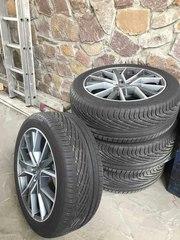 Диски и шины (комплект) Audi A7/A8