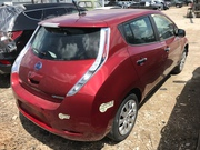 Электромобиль бу Nissan leaf